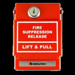 Nút nhấn kích hoạt chữa cháy HPS-DAK-SR