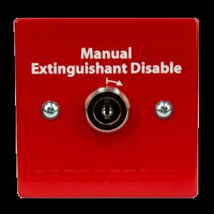 Nút vô hiệu hóa hệ thống chữa cháy HCVR-DS