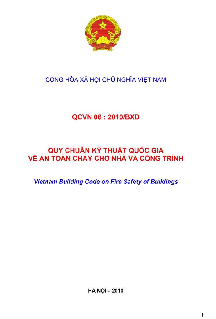 QCVN 06-2010-BXD An toan chay cho nha va cong trinh