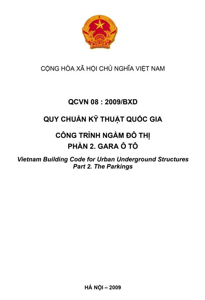 QCVN 08-2009-BXD Phan 2 Gara Oto-1