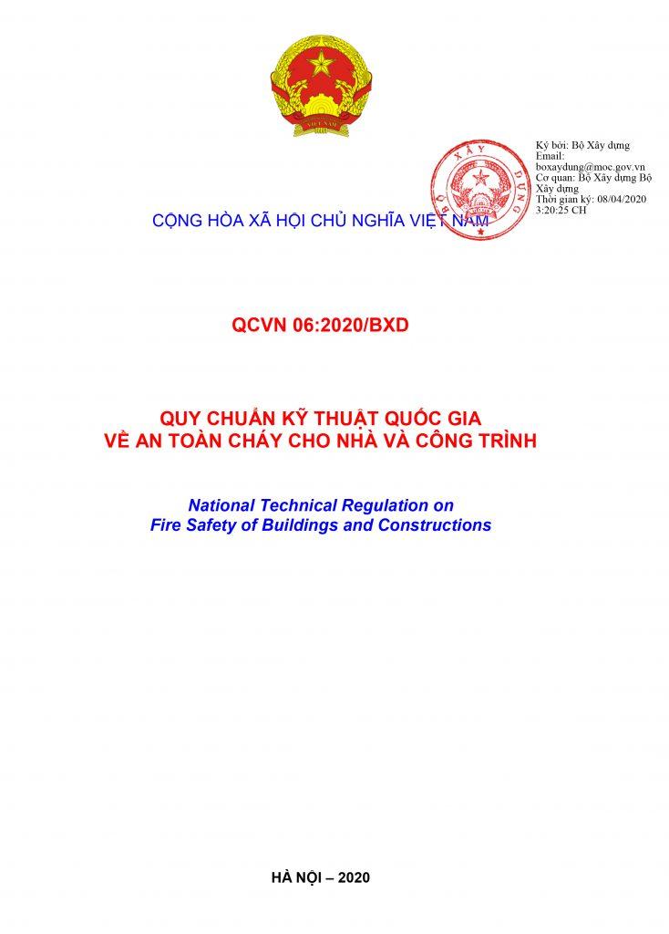 QCVN 06:2020/BXD
