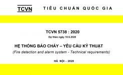 DỰ THẢO TCVN 5738: 2020 – Tiêu chuẩn mới sau 20 năm