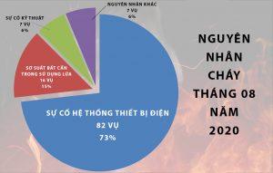 infographic vụ cháy tháng 08-2020