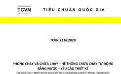 DỰ THẢO TIÊU CHUẨN TCVN 7336:2020